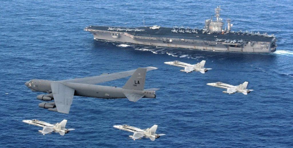 مسؤول إيراني مهددا واشنطن : لدينا أسلحة سرية تستطيع إغراق سفن أميركا بطواقمها وطائراتها!