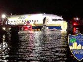 سقوط طائرة بوينج في نهر بفلوريدا الأمريكية.. وهذا مصير 136 مسافرا على متنها