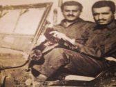 """شاهد: صورة نادرة لـ""""الملك سلمان """" وهو يقود سيارة عسكرية تُشعل مواقع التواصل"""