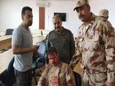 بالفيديو: إسقاط طائرة حربية تابعة لحكومة الوفاق جنوب طرابلس في ليبيا والقبض على قائدها البرتغالي