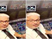 """بالفيديو.. طيار مدني يُجيب على سؤال محير: """"هل يصوم الطيار؟"""""""