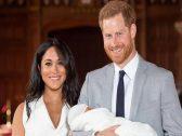 شاهد ..  أول صور لمولود هاري وميغان الجديد