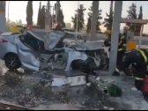 شاهد: قصف صاروخي عنيف على  إسرائيل استهدف أسدود وعسقلان ومستوطنات غلاف غزة