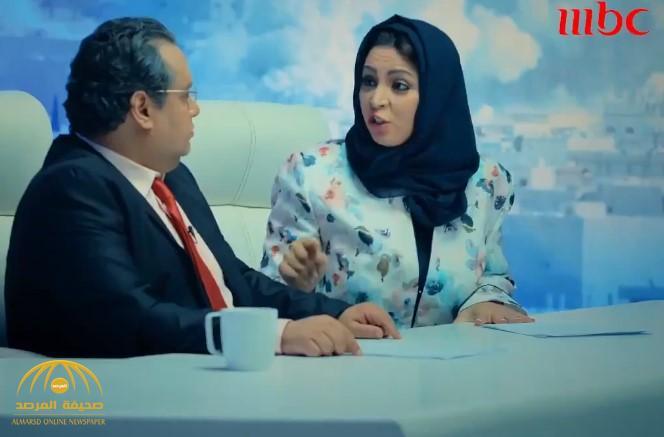 """""""نادي المرتزقة"""": مشاجرة بين مذيعي الجزيرة على خبر كاذب عن السعودية.. وعزمي بشارة يتدخل (فيديو)"""
