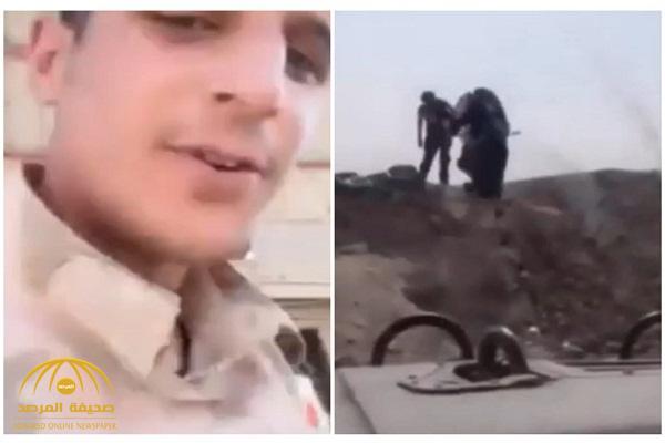 جنود عراقيون يغتصبون امرأة ويتحرشون بطفلها!