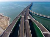 شاهد.. الكويت تدشن أحد أطول جسور العالم فوق البحر.. كم يبلغ طوله؟