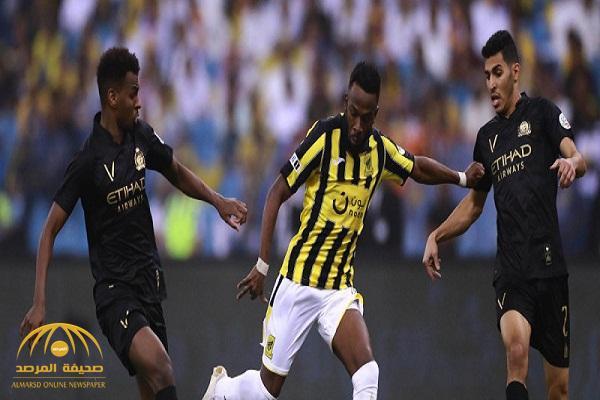 """اكتشاف عينة منشطات إيجابية لـ""""فهد المولد"""" في مباراة الاتحاد والنصر"""