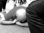 بالفيديو.. الشرطة التركية تعتدي على مائدة إفطار للمعارضة