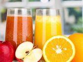 دراسة طبية جديدة : عصائر الفاكهة تزيد فرص الوفاة المبكرة