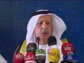"""بالفيديو : شيخ العوازم في الكويت يثير غضب أهالي البصرة بتصريح """"الراقصات"""" ويعود يبرر موقفه ويعتذر !"""