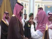 «آل عاطف» يروي كيف استقبله ولي العهد أثناء تهنئته بحلول شهر رمضان.. وهكذا ظهر الأمير محمد بن سلمان