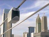 """""""دبي"""" تبهر السياح بالنقل المعلق """"تلفريك"""" فائق السرعة! -فيديو"""