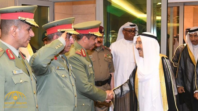 """على وقع التطورات الخطيرة في المنطقة.. """"أمير الكويت"""" يصدر توجيها عاجلا  لقوات """"الحرس الوطني"""""""