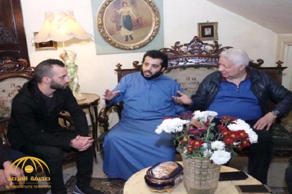 """""""تركي آل الشيخ"""" رداً على تصريحات """"أمير مرتضى منصور"""" : """"شكراً يا محترم"""""""