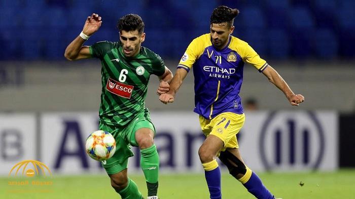 """قرار هام من الاتحاد الآسيوي بشأن مباراة """"النصر"""" و""""ذوب آهن"""" المقرر إقامتها غدًا في العراق"""