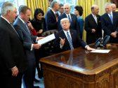 """""""ترامب """" يدرس قراراً هاماً بشأن """"  الإخوان المسلمين """"!"""