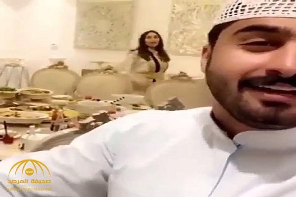 بالفيديو .. زوج الدكتورة خلود يفضحها بسبب مائدة الإفطار .. والأخيرة تصفه بالغشاش!
