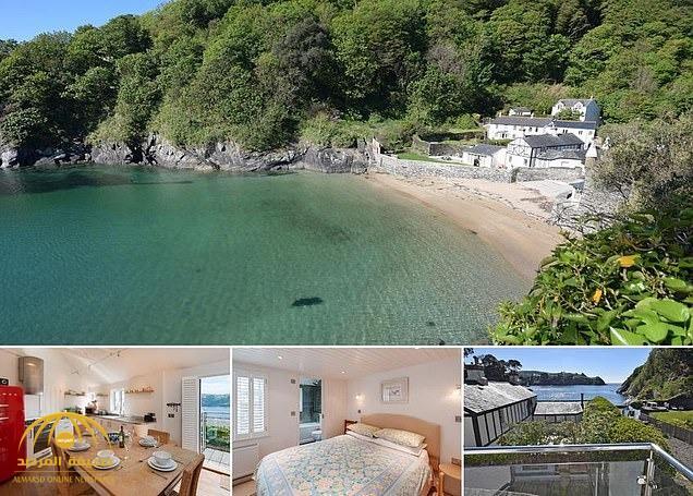 بالصور.. عرض منزل في بريطانيا يطل على النهر مباشرة للبيع بسعر مذهل !
