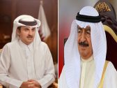 """رئيس وزراء البحرين يفاجئ """"أمير قطر"""" باتصال هاتفي .. وهذا ما دار بينهما!"""