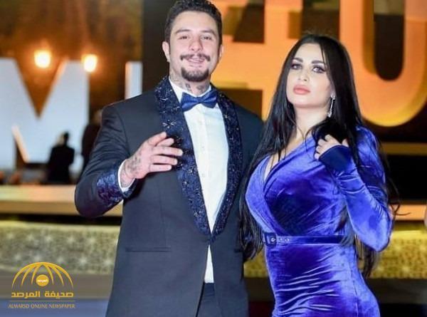 """زوجة الفنان أحمد الفيشاوي تعاني من المرض : """" هموت خلاص اسمع صوتي يارب ولادي مش عايزة أسيبهم """""""