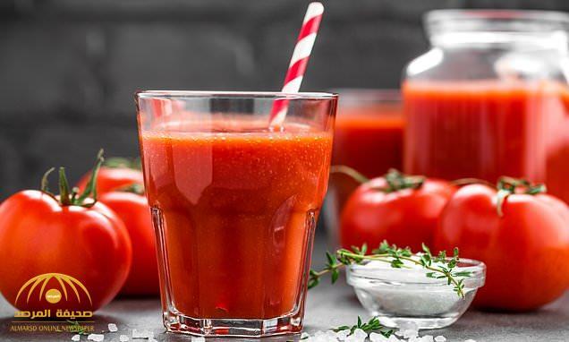 دراسة يابانية تكشف عن الفوائد الخفية لعصير الطماطم