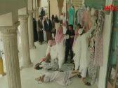 """شاهد ..  ماذا فعل الصحوي """"سعد"""" وأعوانه بمحل ملابس نسائية ؟"""