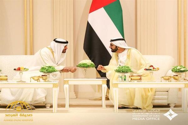 """شاهد الشيخ """"محمد بن راشد """" يحتفل بزفاف أبنائه بـ""""دبي"""""""