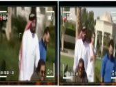 """شاهد .. فيديو لـ """"أمير قطر السابق"""" داخل إحدى المستشفيات النفسية .. وهذا ما حدث لمسرب المقطع!"""