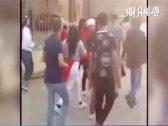 """""""إيه يا جدعان أول مرة تشوفوا لحمة"""" .. شاهد: مصريون يتحرشون بـ""""مشجعات مغربيات"""" في القاهرة"""