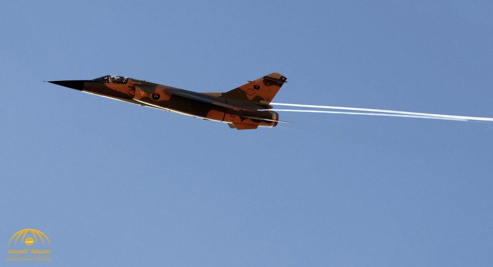 معركة جوية ومطاردة بين طائرات الجيش الليبي وطائرة تركية تنتهي بإسقاط الأخيرة.. ومسؤول يكشف التفاصيل