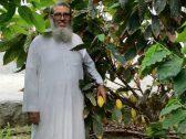 """مزارع سعودي ينجح في زراعة شجرة """"الكاكاو"""" بجازان.. ويكشف كيف استطاع فعل ذلك وخطته لصناعة """"الشوكولاتة"""" (صور)"""