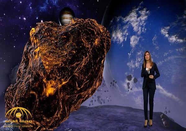 """الكشف عن كويكب ضخم يقترب بسرعة هائلة باتجاه الأرض.. وهذا موعد """"الاصطدام المحتمل"""""""
