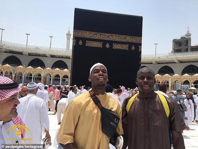 """لاعب """"مانشستر يونايتد"""" الإنجليزي يكشف لأول مرة لماذا اعتنق الإسلام"""