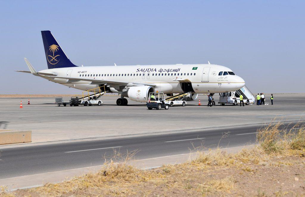 """بالصور .. تفاصيل اتفاقية ضخمة بين الخطوط السعودية و """"إيرباص"""""""