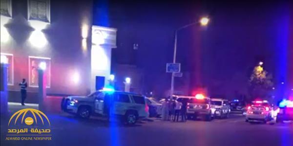 الكويت تكشف سر محاصرة مسجد والتواجد الكثيف لقوات الأمن وحقيقة ارتداء امرأة لحزام ناسف!