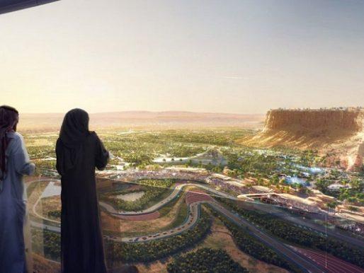 بالصور .. القدية تعلن عن مخططها العام وتكشف عن خمسِ مناطقَ تطويريةٍ بمعاييرَ عالمية