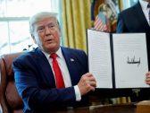 """""""ترامب"""" يفرض عقوبات مشددة على المرشد الإيراني """"علي خامنئي"""""""