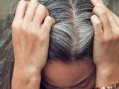 4 عادات خاطئة تسرع ظهور الشعر الأبيض في سن مبكر