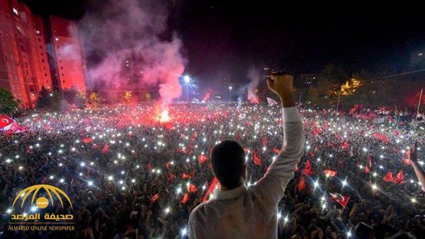 """أول تعليق لحاكم مدينة اسطنبول الجديد """"أكرم أوغلو"""" بعد هزيمته لمرشح أردوغان !"""