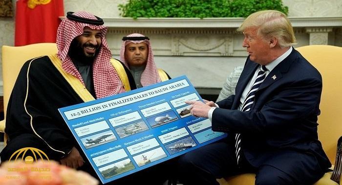 """""""نيويورك تايمز"""" : الرئيس الأمريكي يسلم السعودية قنابل ذكية لردع إيران"""
