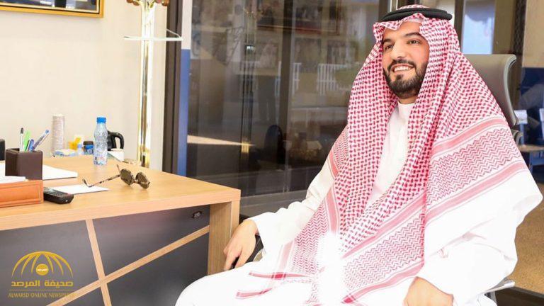 """بعد مفاجأة ترشحه لرئاسة """"الهلال"""".. إليكَ جانبًا من السيرة الذاتية لرجل الأعمال فهد بن نافل"""