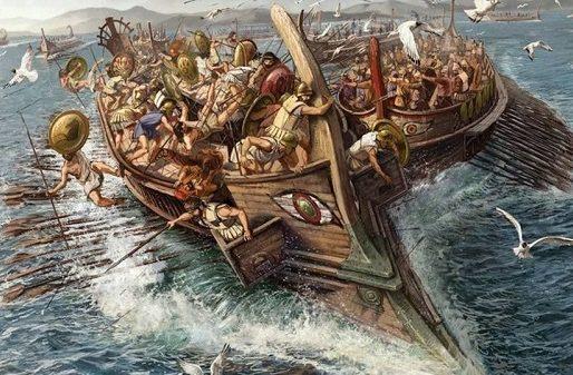 """قصة أكبر هزيمة في تاريخ الفرس .. وسر الخطة اليونانية للإيقاع بهم في مضيق """"الدردنيل"""""""