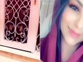 """بعد  احتراق شقتها .. شاهد : """"ريماس منصور"""" توثق انتقالها لمنزلها الجديد بالزغاريد والشيلات"""