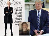 """ترامب يرد على صحفية شهيرة تتهمه باغتصابها : """"ليست نوعي المفضل"""" !"""
