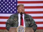 """""""ترامب"""": الولايات المتحدة مستعدة جيدًا لإيران.. وسنرى ماذا سيحدث"""