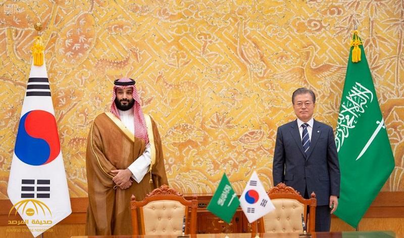 تفاصيل توقيع 15 مذكرة تفاهم بين القطاع الخاص والعام خلال ملتقى الشراكة السعودي الكوري – صور