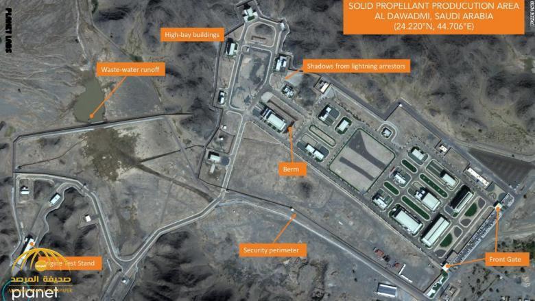 """شبكة """" CNN"""" تكشف عن معلومات استخباراتية جديدة: السعودية تطور برنامجا سريا ضخما للصواريخ الباليستية!"""