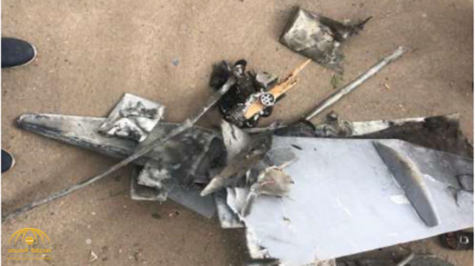 """""""التحالف"""" يكشف تفاصيل إسقاط طائرة حوثية """"مسيّرة"""" باتجاه أبها"""