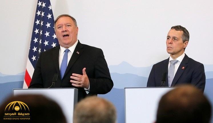 """وزير الخارجية الأميركي : واشنطن مستعدة للحوار مع إيران """"دون شروط مسبقة"""""""