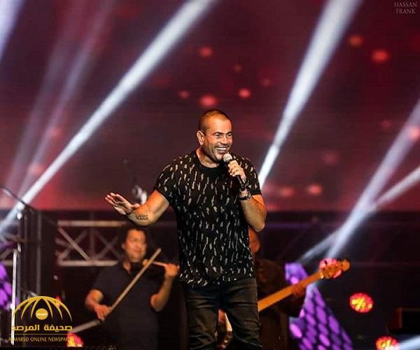 بالفيديو والصور..عمرو دياب يُشعل ثاني حفلاته في جدة.. وهكذا تفاعل معه الجمهور!